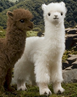 K sener 5610 alpaka weiss 30 cm cm kuscheltier - Alpaka kuscheltier ...